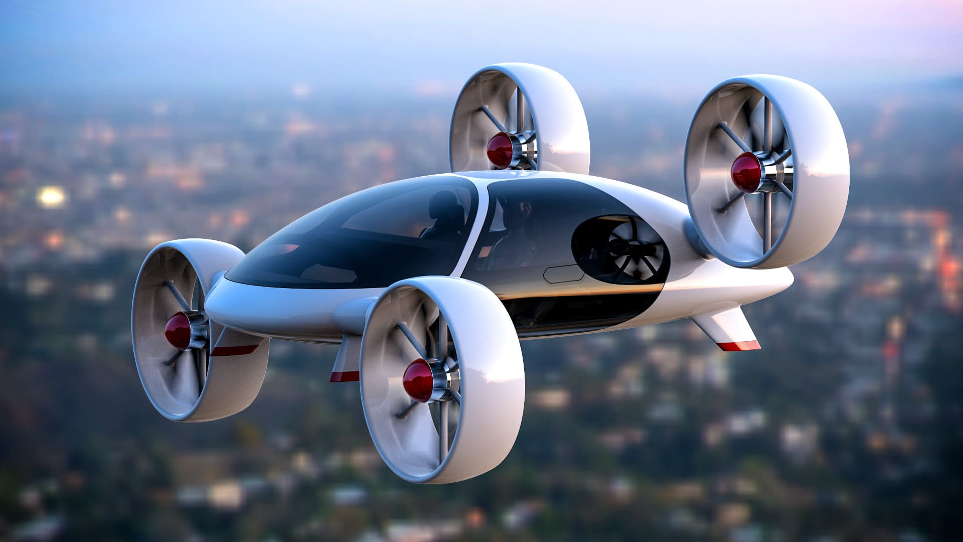 Boeing Set To Revolutionize Travel With Its Flying Car