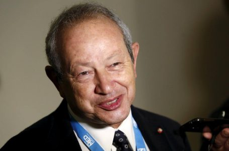 Egyptian billionaire Naguib Sawiris Says He would not Invest in Saudi Arabia