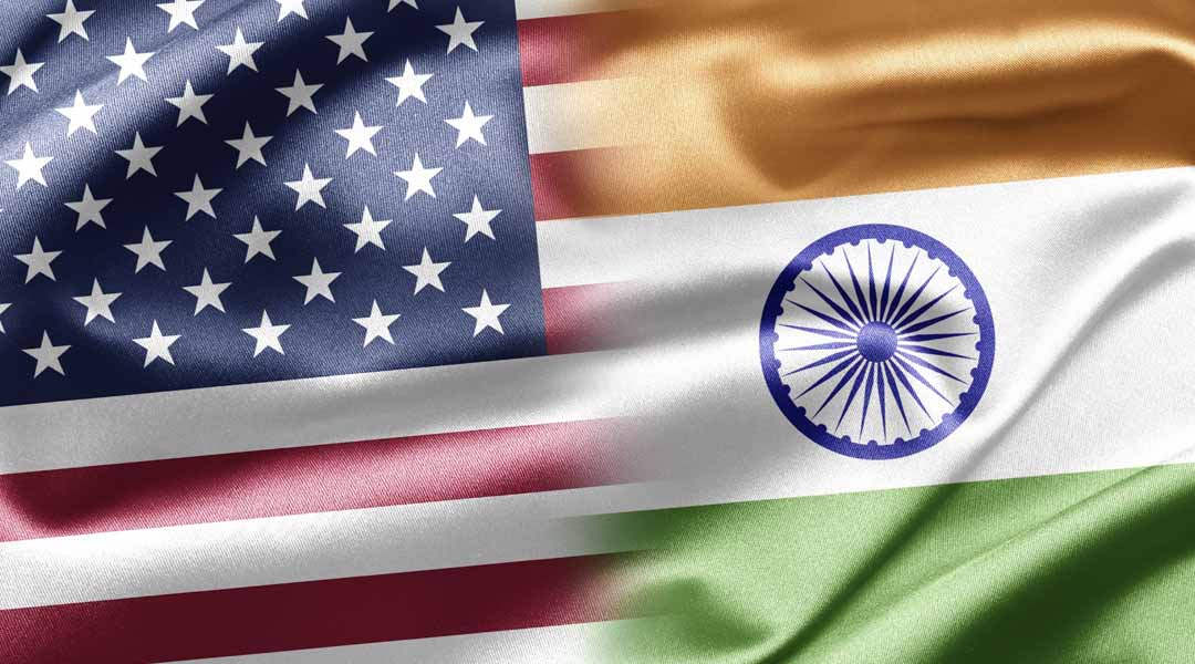 Is the United States on trade war against India