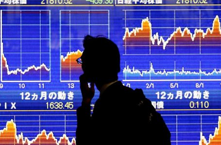 Powell Comments: Asia Shares Rise, Dollar on a Three-Week Low