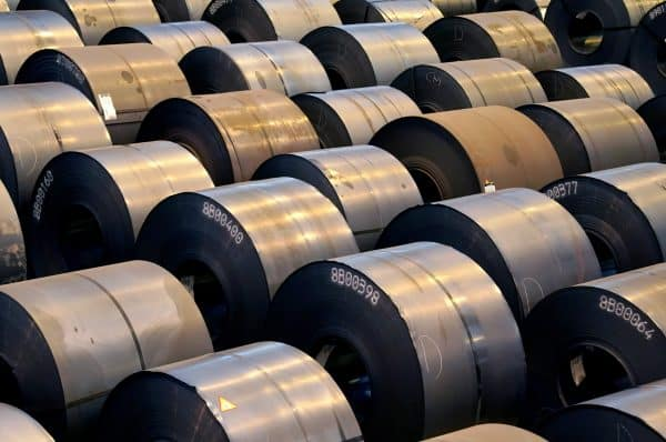 US Starts Probe on Selling of Steel Imports Below Fair Price