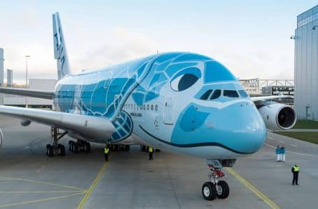 All Nippon Airways to Fly Axed A380 To Pacific Islands