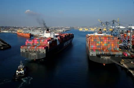Shipping Data Shows Weakness, Another Indicator of Slowing Economy