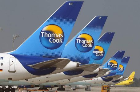 Fosun Is One of the Bidders for Whole or Parts of Thomas Cook