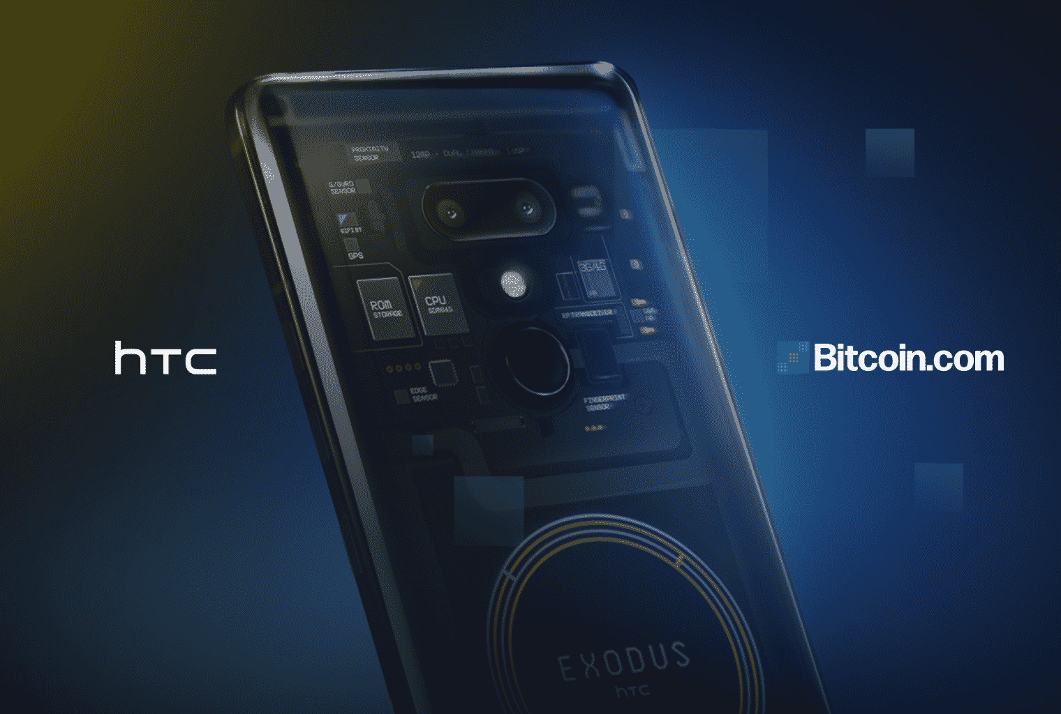 Bitcoin.com Join Hands With HTC