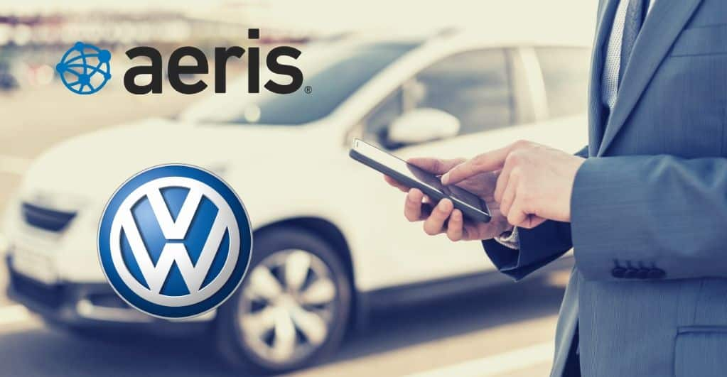 Volkswagen Partners With Aeris
