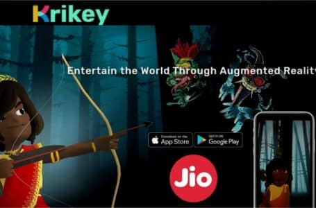 Krikey and Jio Team Up to Launch New Mobile Game
